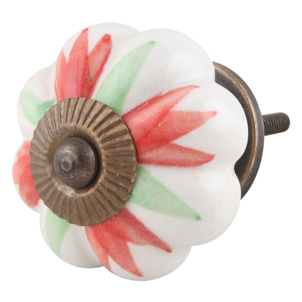 Watsonia Ceramic Knob