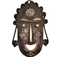 Tribal God Good Luck Home Decoration Mask