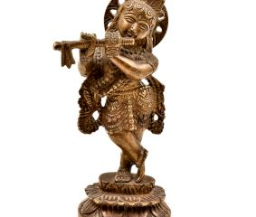 Krishna Standing Playing FluteHome Decoration Statue
