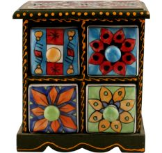 Spice Box-1259 Masala Rack Container Gift Item