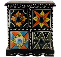 Spice Box-1260 Masala Rack Container Gift Item