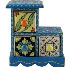 Spice Box-1290 Masala Rack Container Gift Item