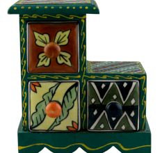 Spice Box-1292 Masala Rack Container Gift Item