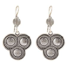 92.5 Sterling Earrings Drop Dangle Earrings