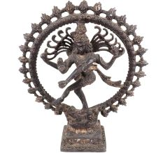Nataraja Brass Statue Lord Shiva Dancing Statue