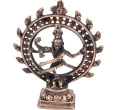 Brass Statue Hindu Lord Shiva as Nataraja