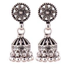 92.5 Sterling Silver Earrings Parasol Chandelier Earrings