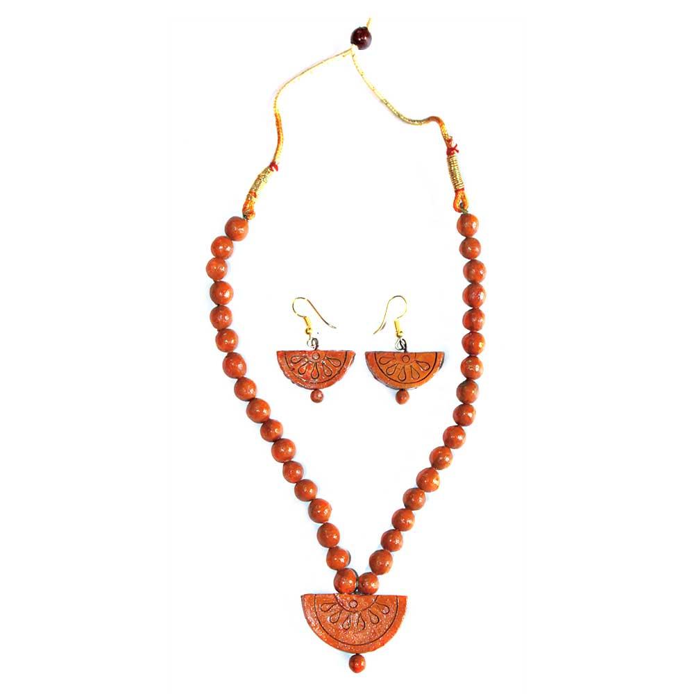 Handmade Terracotta Traditional Jewellery Sets