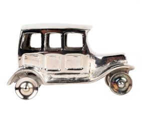 Handcrafted Brass Car Home Decoration Toy