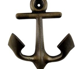 Antique Anchor Iron Hook