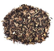 Organic Tea Orange And Mint Whole Leaf Black Tea
