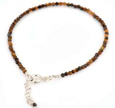Tiger Eye Beaded Bracelet For Women