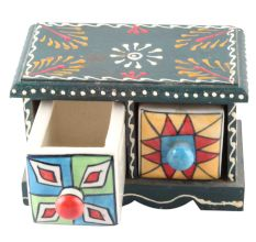 Spice Box-1478 Masala Rack Container Gift Item
