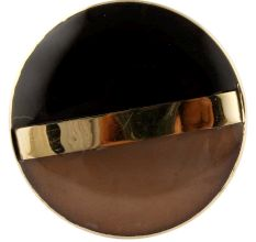 Brass Resin Cabinet Knobs