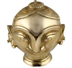 Gauri Head Gangaur Lady Head Statue