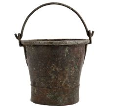 Brass Bucket Traditional Design