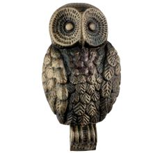 Antique Owl Iron Door Knockers