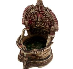 Brass Lamp Laxmi Vilakku Traditional Diya
