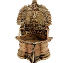 Traditional Lakshmi Deep Pooja Lamp