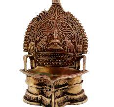 Deep Laxmi Diya South Indian Oil Lamp