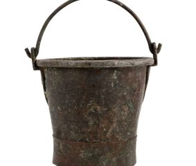 Brass Bucket Traditional Design