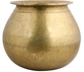 Brass Rice Cooking Pot Kitchenware