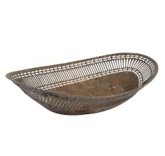 Brass Wired Bread Basket Home Decoration