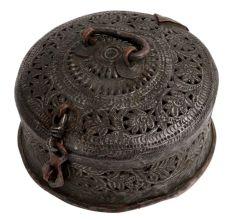 Copper Paan Dan Jali Work And Decorative Handles