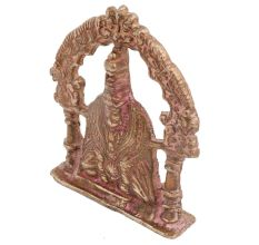 Brass God Figurine Table Top  Decoration