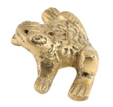 Brass Frog Incense Holder Agarbati Stand