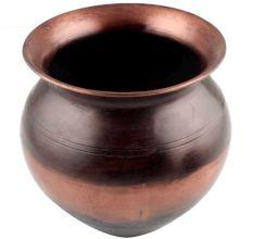 Solid Brass Holy Water Pooja Lota Pot