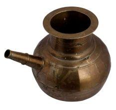 Brass Worship Karva Lota Or Water Pot