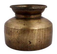 Hand Crafted Traditional Brass Pongal Pot