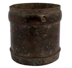 1/2 Seer Engraved Brass Rice measuring Cup