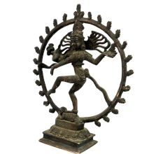 Brass Natraja Statue Decoration Showpiece