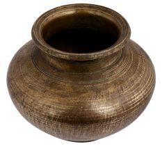 Brass Spiritual Hindu Worship Pot