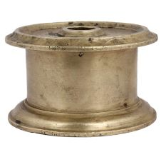 Brass Round Pot Brass Showpiece Collectors