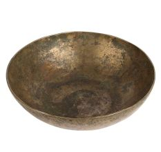 Brass Serving Bowl For Decoration