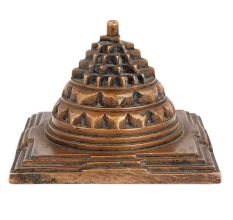 Divine Brass Shree Yantra For Vastu Benefits