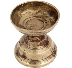 Brass Pooja Diya Pital Ka Deepak For Worship