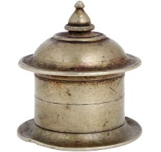 Brass Sindhor Dani Box
