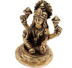 Lakshmi Figurine In Metal