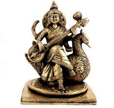 Goddess Saraswati Religious, Traditional Idol