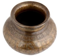 Vintage Holy Water Pots With Intricate Detailing