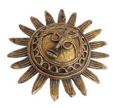 Tribal Very Fine Sun- Majestic and Impressive