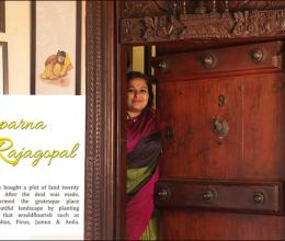 Ms Aparna Rajagopal And Her Home