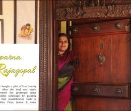 Ms Aparna Rajagopal And Her Home